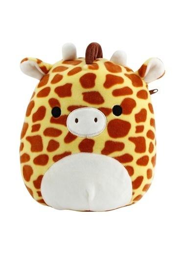 Neco NECO TOYS Zürafa Squishmallows Peluş Oyuncak 20 cm Renkli